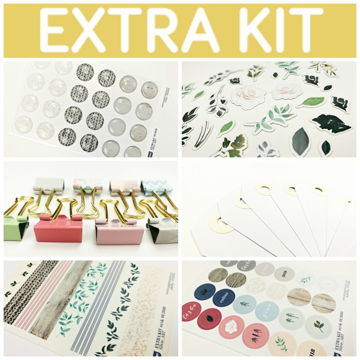 PicMonkey Collage EXTRA KIT leden 2018 b