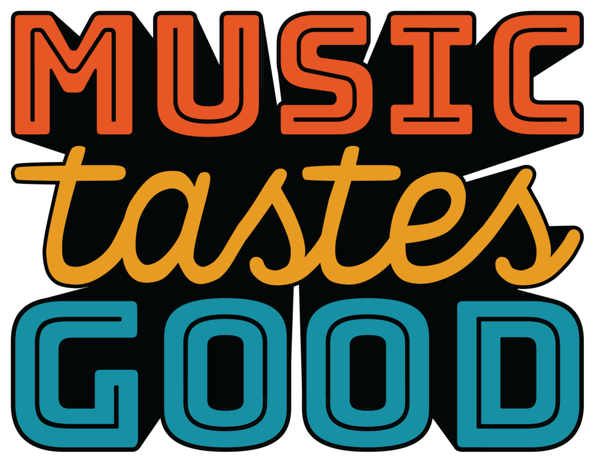 music tastes good 2017 logo
