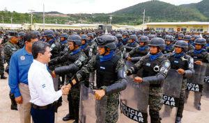 El régimen de Juan Orlando Hernández ha instigado y protegido el accionar delictivo de fuerzas policiales y militares