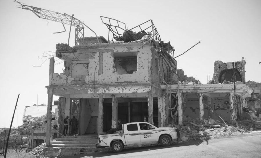 Kurdistan iraqui Shengal la-tinta