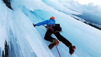 Ice Climbing 1