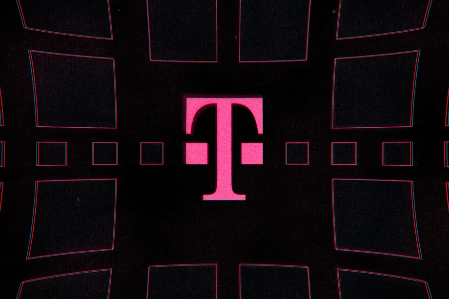 The T-Mobile logo