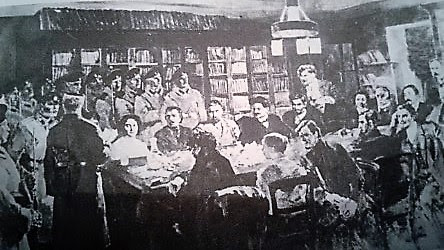 Η διάλυση του Σοβιέτ Πετρούπολης 1905