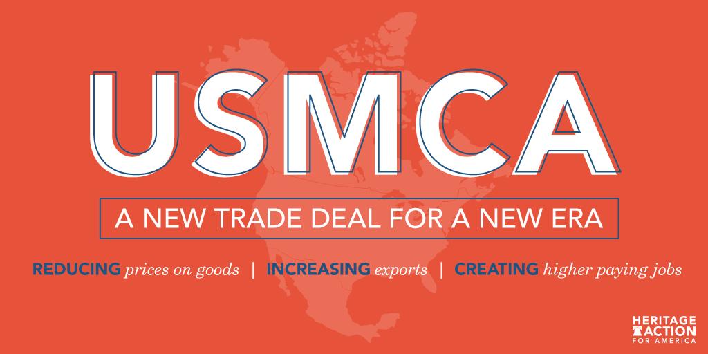 USMCA - A New Trade Deal for a New Era