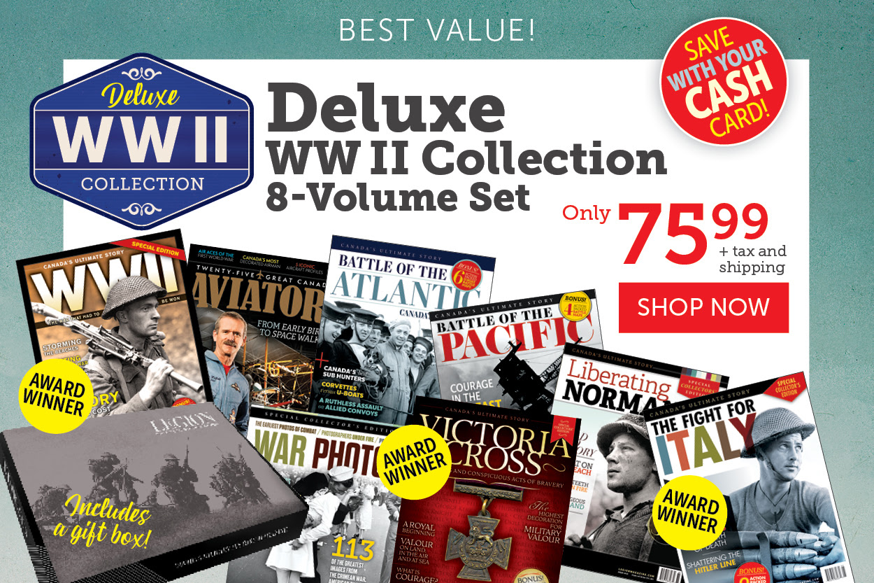 WW II Deluxe Collection 8-Volume Set