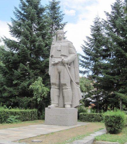 Паметник на Дядо Ильо войвода