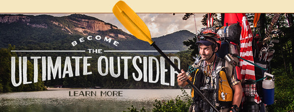 BECOME THE ULTIMATE OUTSIDER