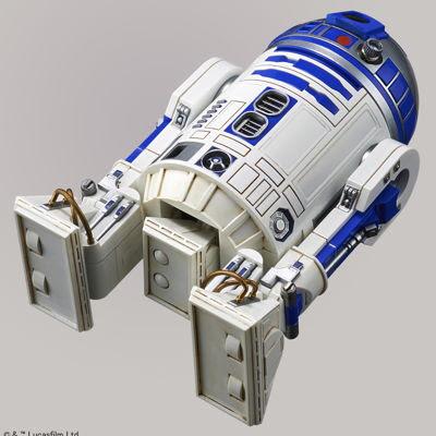 R2-D2&- BB8