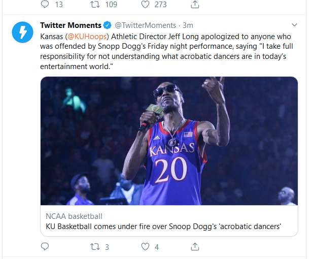 snoop dog tweet