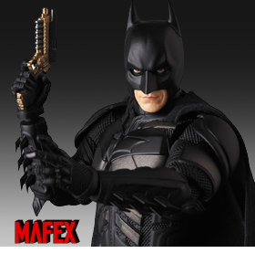 MAFEX NO.053 BATMAN PREVIEWS EXCLUSIVE