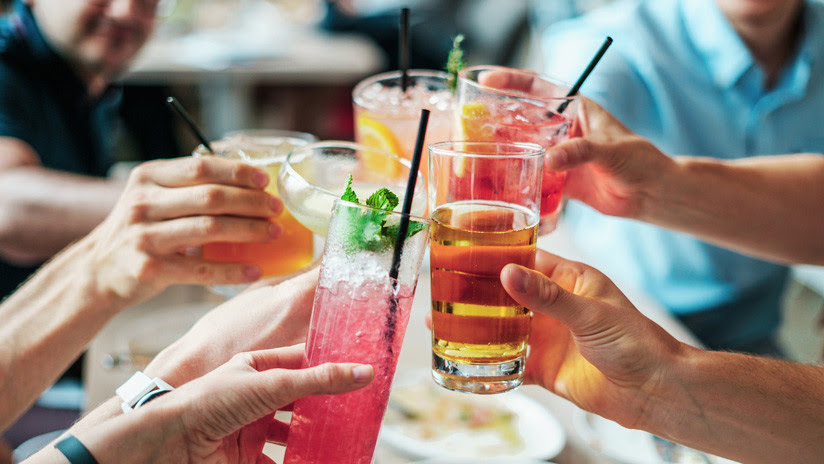 Anuncian el desarrollo de un sustituto del alcohol, capaz de embriagar sin producir resaca