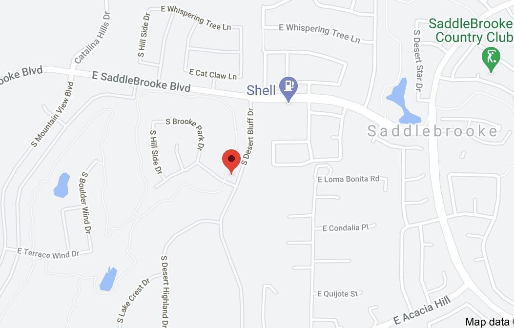 Saddlebrooke drive