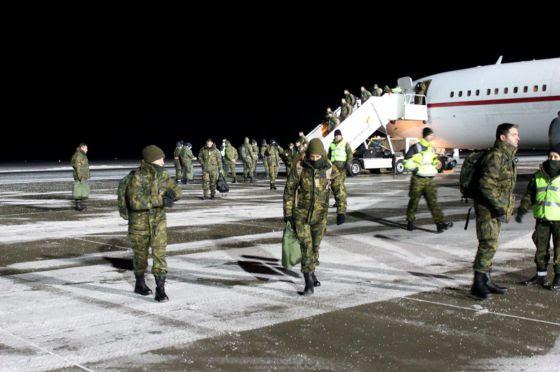 """AMENAZA IMPERIAL: """"La OTAN puede defender a Estados bálticos"""""""