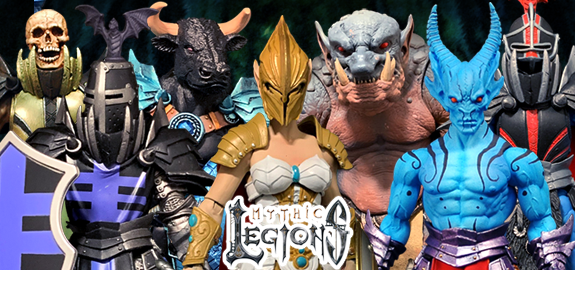 Mythic Legions All-Stars
