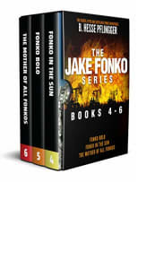 The Jake Fonko Series: Books 4–6