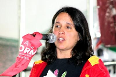 """Laura Alberti: """"Las propuestas del sector empresarial son casi las mismas que presenta la derecha en sus programas de gobierno"""""""