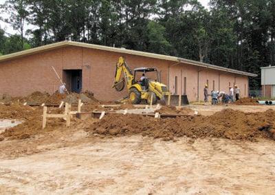 Zavalla ISD construction