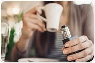 E-cigarettes contaminated with dangerous microbial toxins