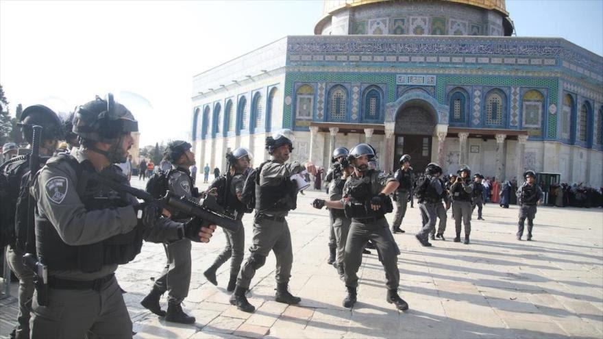 Mezquita Al-Aqsa corre peligro de nuevas violaciones israelíes
