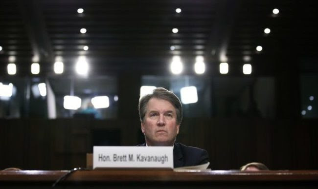 Accusations Fly against Kavanaugh in Craziest Confirmation in Decades