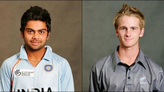 Virat Kohli and Kane Williamson led their respective sides in the semi-final of ICC U-19 World Cup 2008