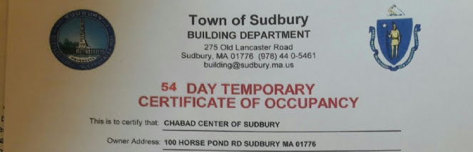 News Blog - The latest news at the Chabad Center of Sudbury - Chabad ...