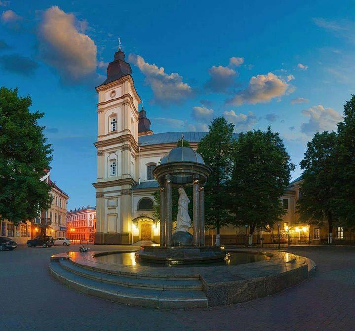 Куди піти і що подивитися сьогодні у Івано-Франківську