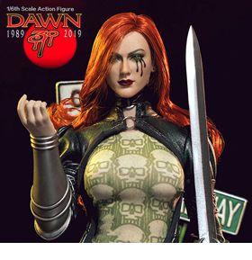 Dawn 1/6 Scale Action Figure