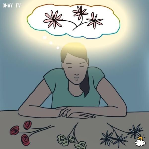 7. Tưởng tượng,sức mạnh tâm linh