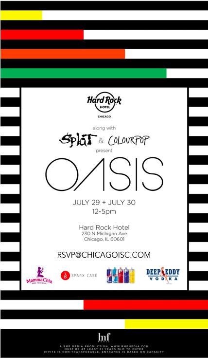 CISC Lollapalooza Invite