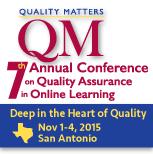QM Annual Conference logo