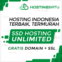 hOSTINGSATU.CO.ID