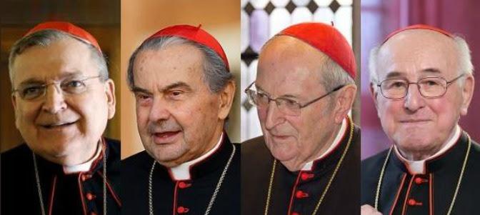 Resultado de imagen para cardenales de la dubia