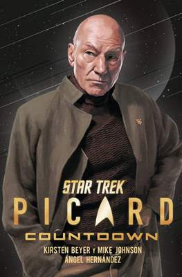Star Trek: Picard - Countdown (Rústica 88 pp)