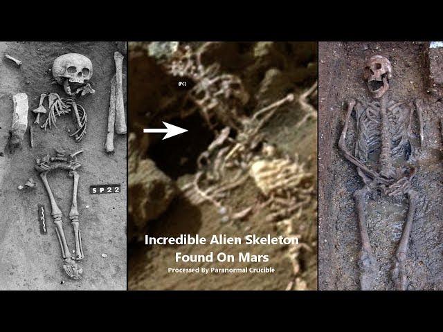 Incredible Alien Skeleton Found On Mars  Sddefault
