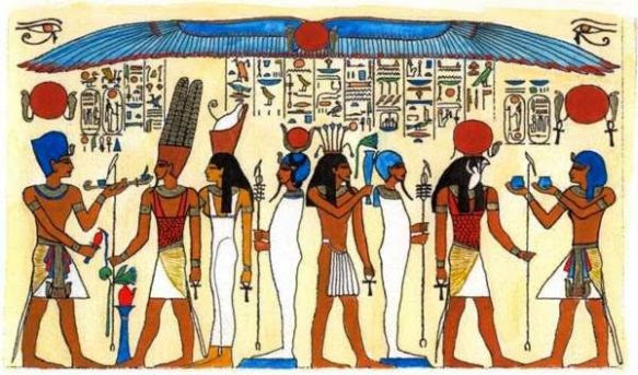Egyptian Paintings -6