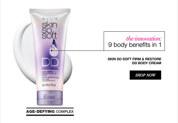Skin So Soft Firm & Restore DD Body Cream
