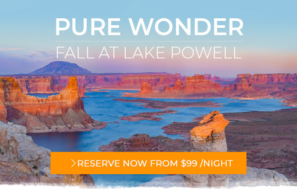 Stay at Lake Powell from $99/night