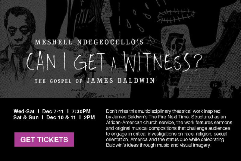 "Meshell Ndegeocello Asks, ""Can I Get a Witness?"""