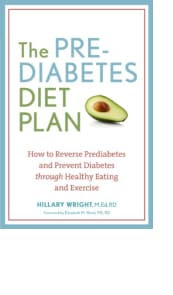 The Prediabetes Diet Plan by Hillary Wright
