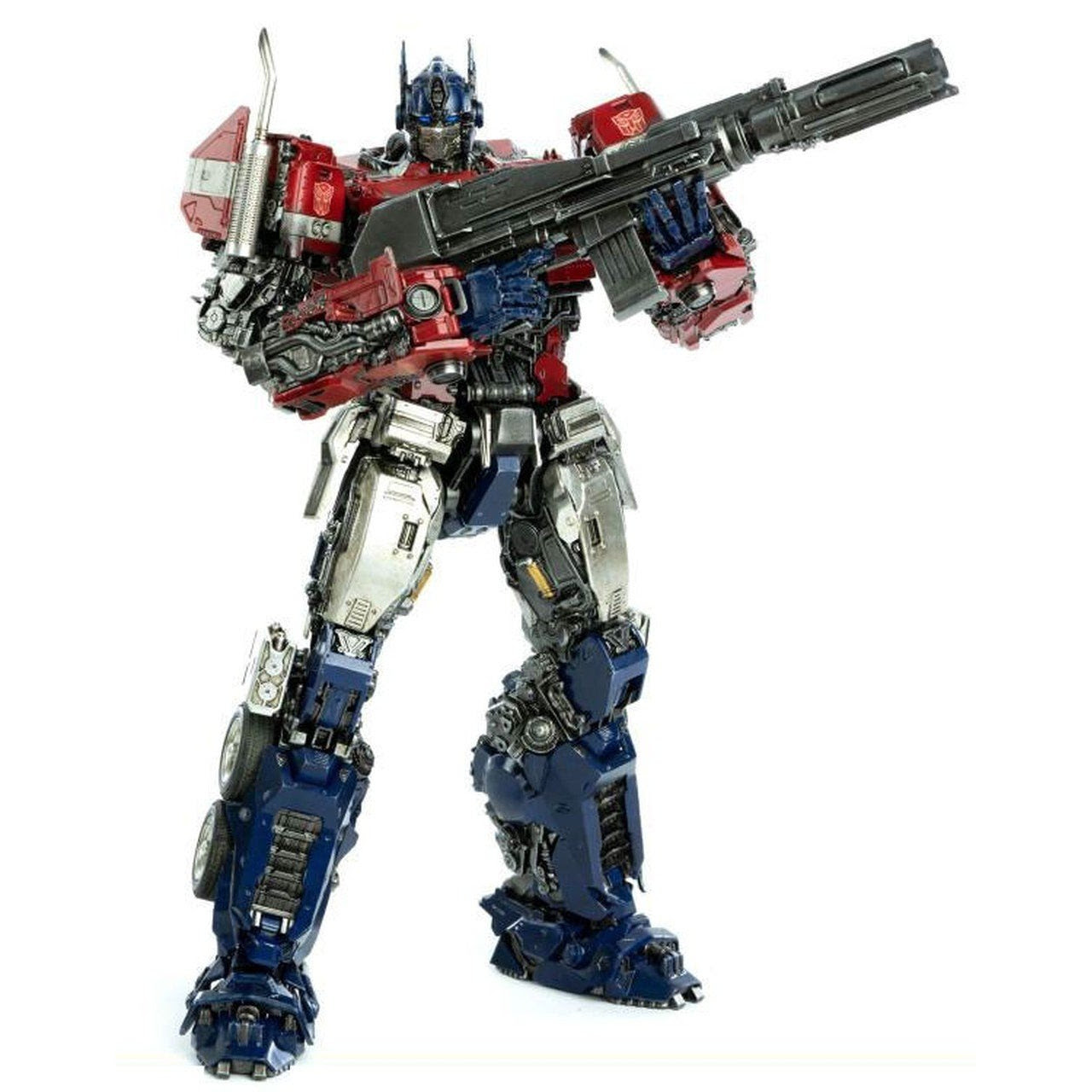 Image of Transformers Bumblebee Movie Optimus Prime Deluxe Scale Action Figure - JANUARY 2020