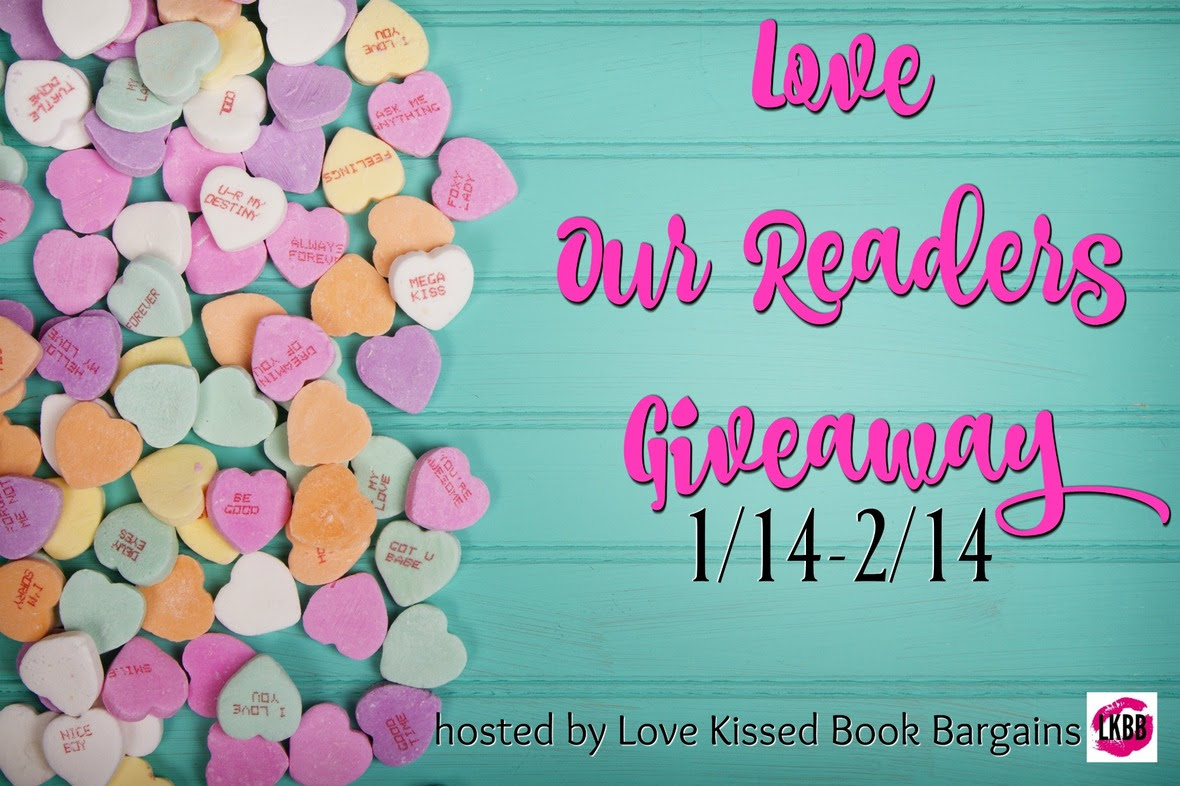 Love Our Readers Giveaway