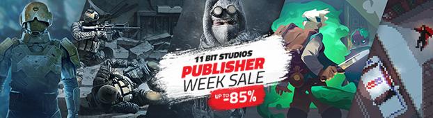 11 bit Publisher Sale