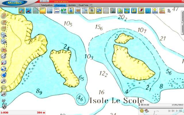 Concordia,  le dernier voyage Isole-le-scole-raster