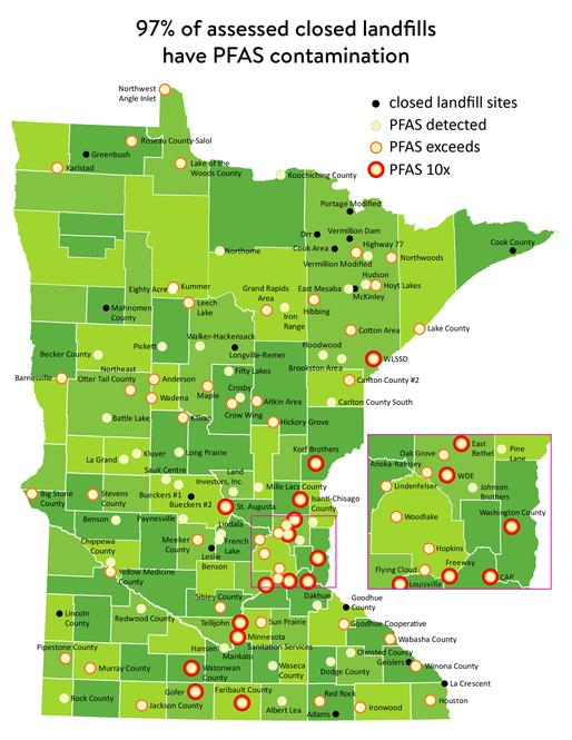 PFAS Map