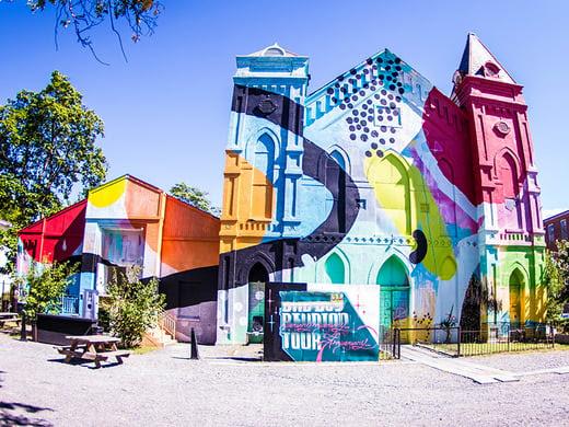 Street Art 360 WC 2