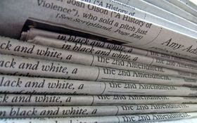 An AFSC study ranks the sources most often quoted in news coverage that links violence and extremism to a particular religion. (Daniel R. Blume/Flickr)