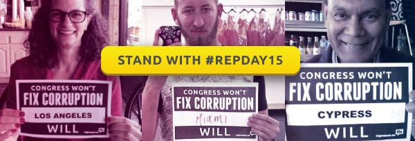 Stand with #repday15