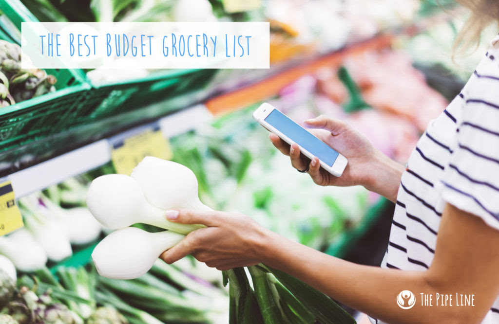 Budget Food Shopping: What To.