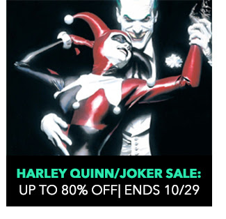 DC NYT Best Sellers Sale: up to 83% off! Sale ends 10/22.